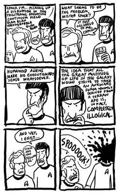 Spock's Head Explodes