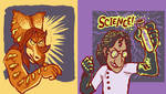 Sarcasmosaur and SCIENCE