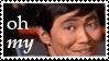 Sulu Stamp by chasmosaur