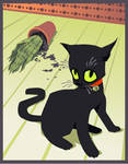 Dread Kitten Blackbeard by chasmosaur