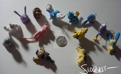 Pokemon Charms A