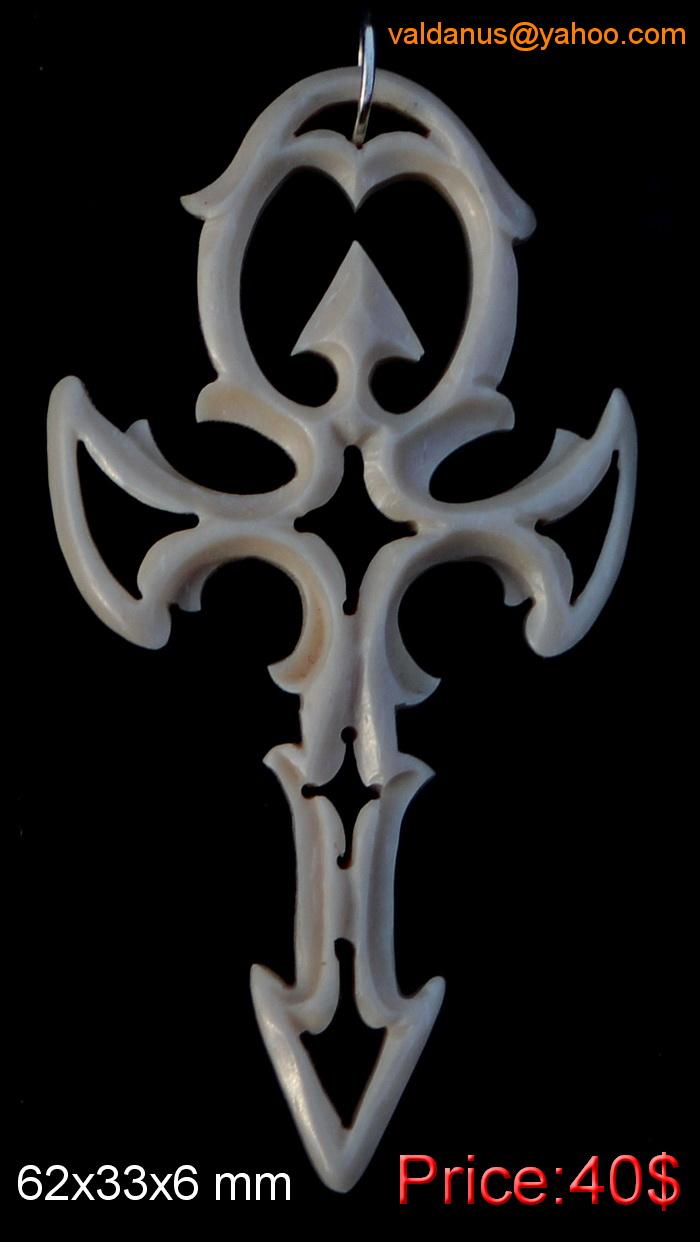 My cross by manuroartis