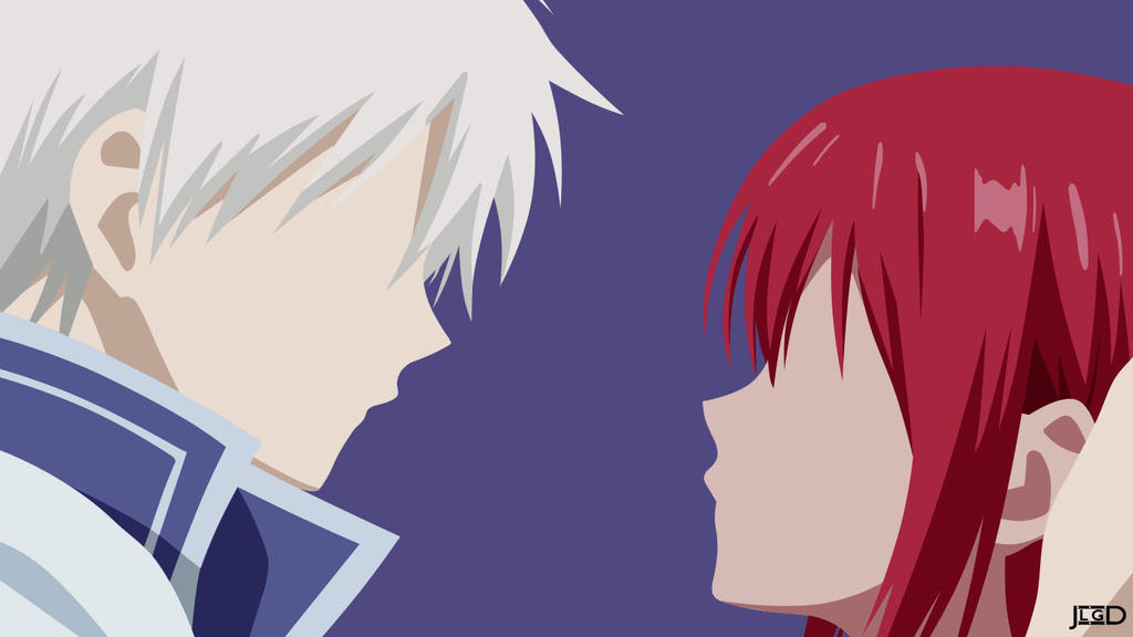 Zen And Shirayuki Snow White With The Red Hair By Jlgd0210