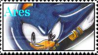 Ares big stamp by FumikoMiyasaki