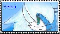:Gift: Seeri stamp by FumikoMiyasaki