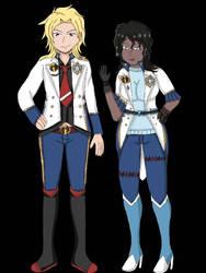 Royal Sword Academy ocs