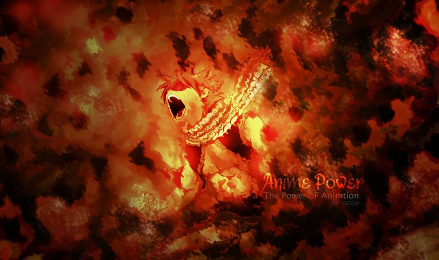 Wallpepar  Natsu by Grigio17