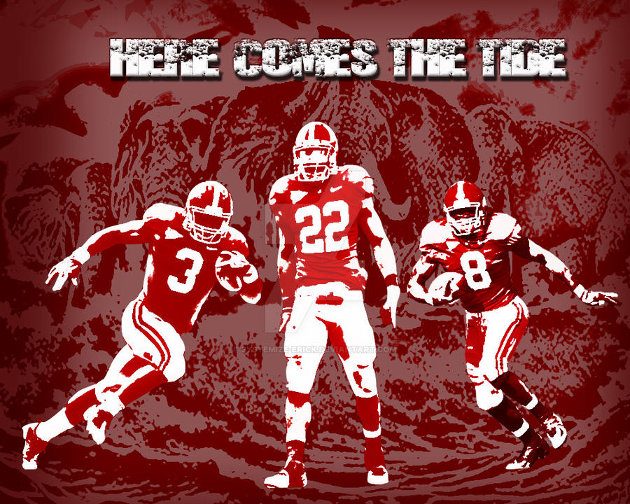Altered Alabama Wallpaper By Systemize Erick