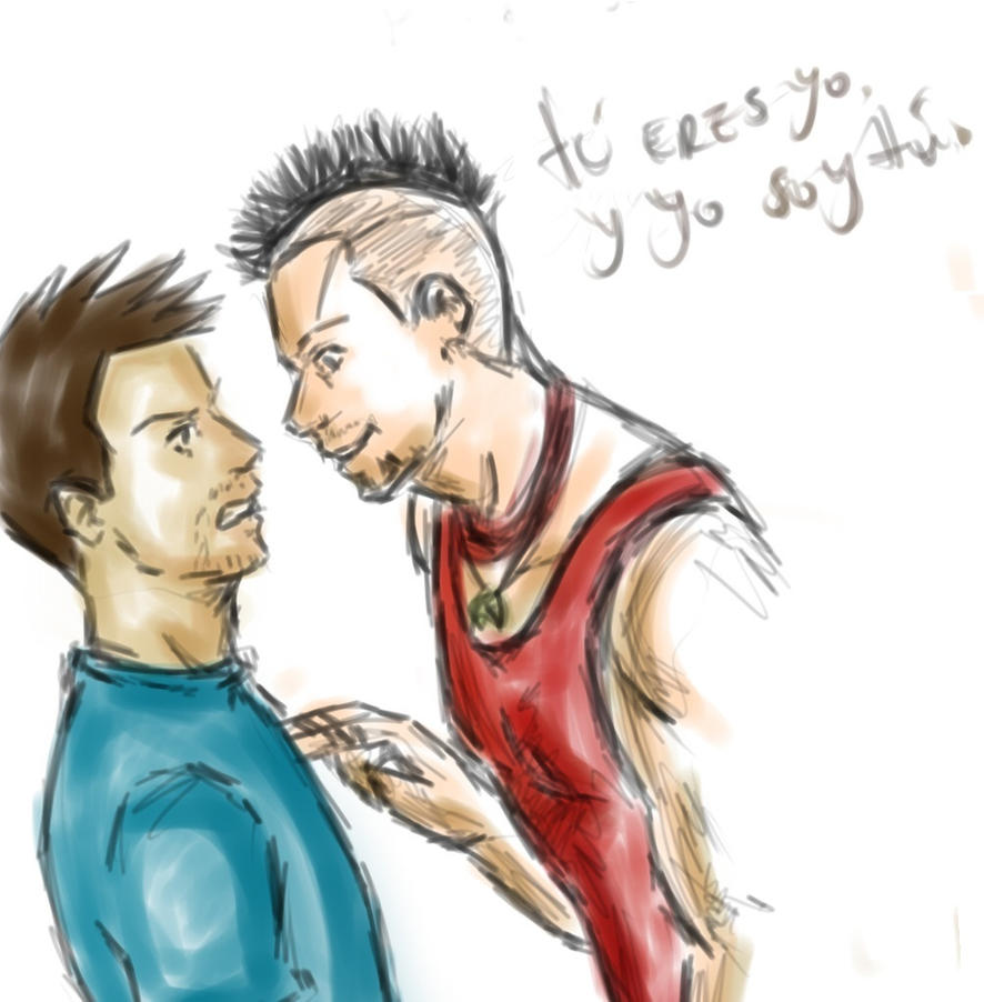 Dibujo rapido: Vaas y Jason (Far Cry 3) by NeguriSasame on ...