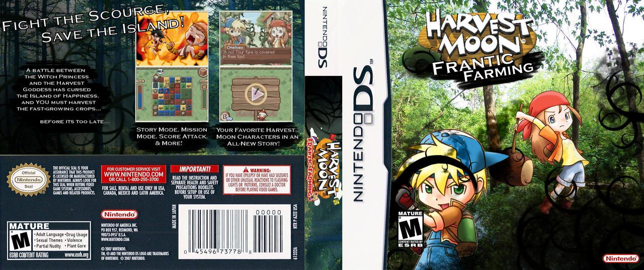Harvest Moon: Frantic Farming by JwalkingPirates