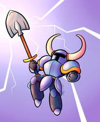 Bringer of Shovel Justice! by Wonder-Waffle