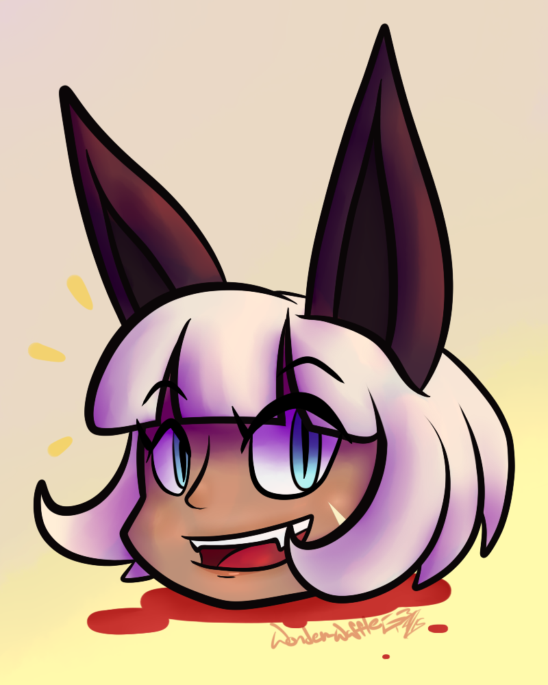 Some Ms Fortune Fanart Ahead by Wonder-Waffle