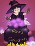 Ria's Cauldron by SaintBree