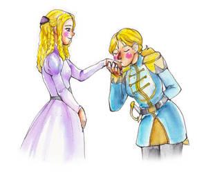 The Nutcracker Princess by SaintBree
