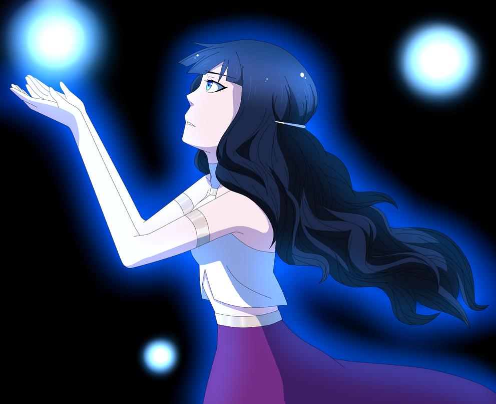 Princess of light by Gaarasninjagirl
