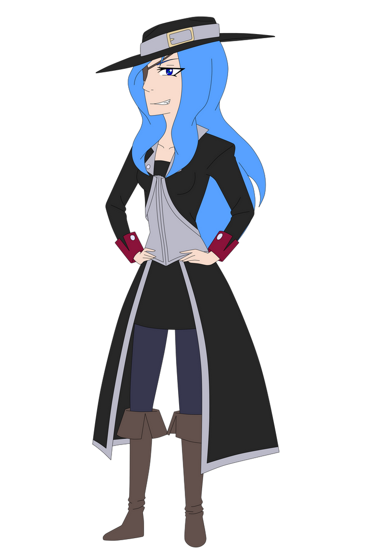Pirate Yumiko by Gaarasninjagirl