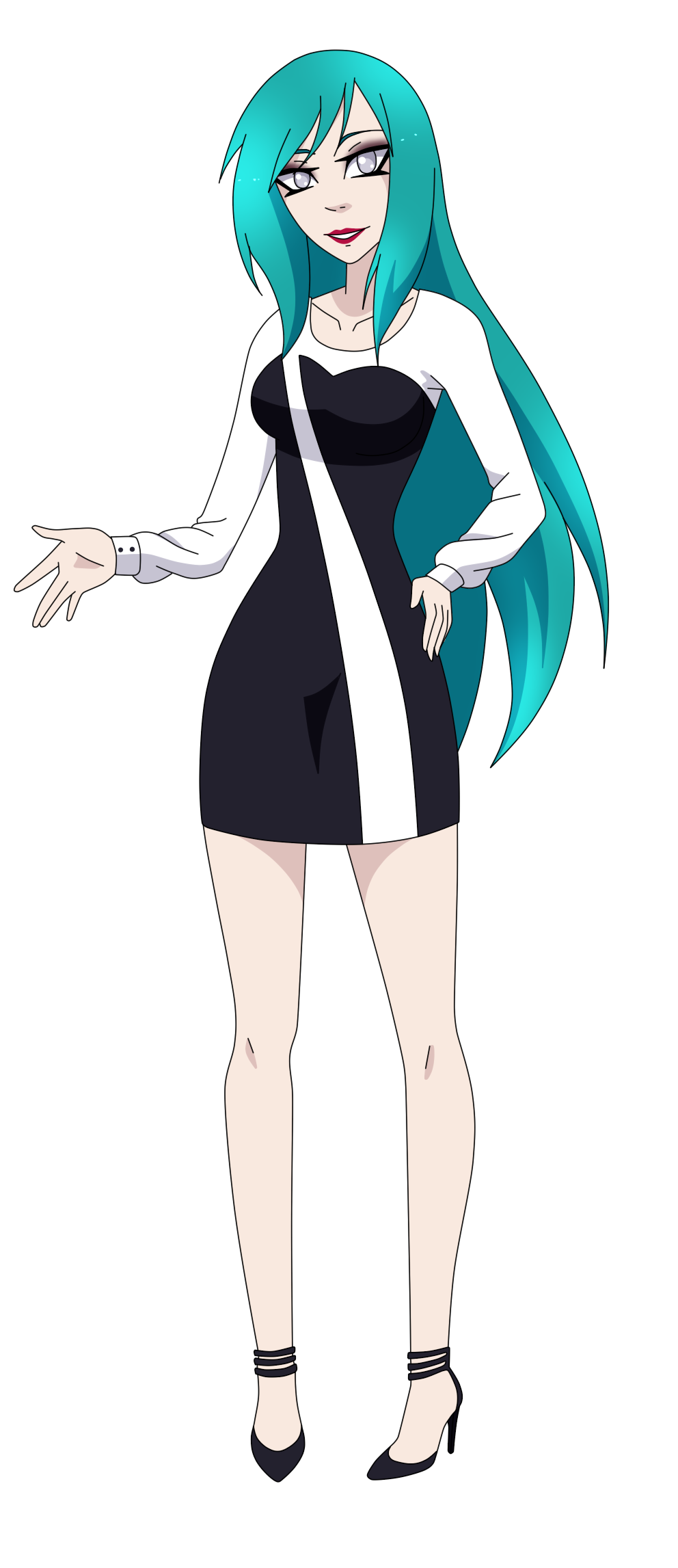 Fanye Date Outfit By Gaarasninjagirl On DeviantArt