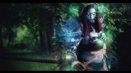 Nightelf Cosplay by Dillios