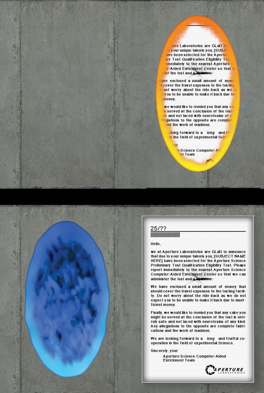 Aperture Science Birthday Card by DFYX on DeviantArt – Mad Men Birthday Card