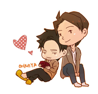 OHMIYA by mint0729
