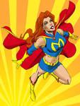 Mindy Marvel by B-McKinney