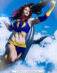 Mindy Marvel: Wife, Mother, Friend, Hero
