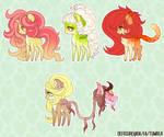 Springtime Ponies Auction - Closed