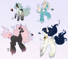 Offbase TallowWick Adopts - open by DeffyStables