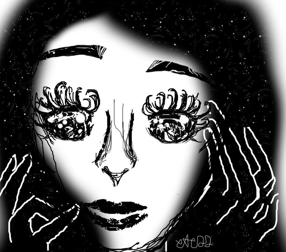 That woman by C-Kildecatt