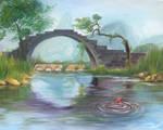 Chinese Arch Bridge