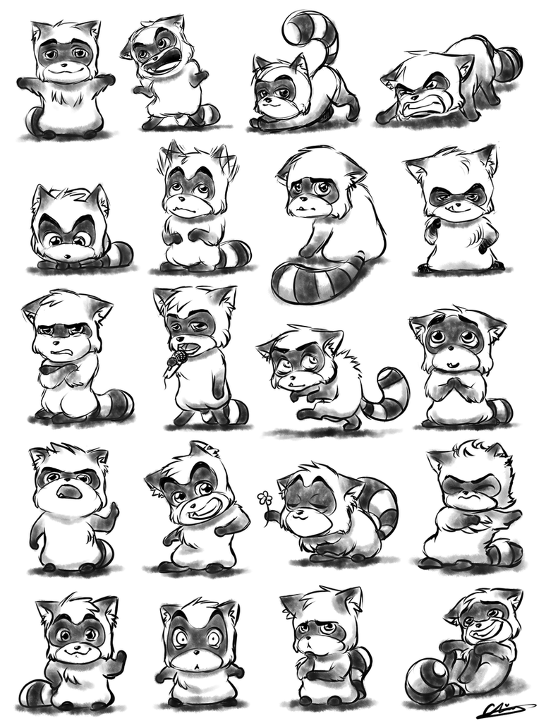 Expression Exercise by wangqr