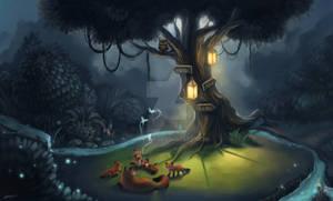 Magic Forest Commission II