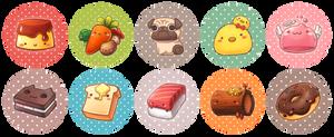 Cute Button Ideas