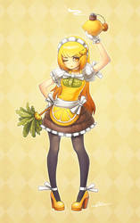 Lemon Maid Design Contest - my entry by wangqr