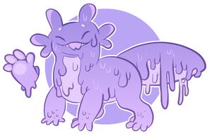 Glomm the Sluggaloo (New Closed Species Concept)