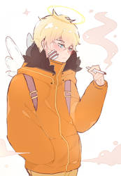 [Trade] Kenny McCormick [sketch]