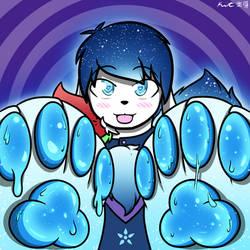 Cool Gel Paws