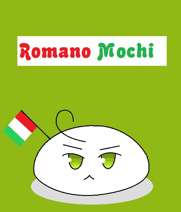 Romano Mochi by Mochi-and-2P-Rose on DeviantArt  Romano Mochi by...