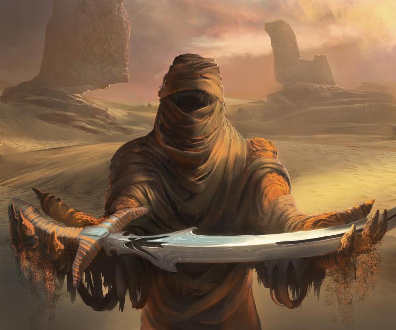 Ulx-El general. Golden_sand_by_matchack-d4ig2vf