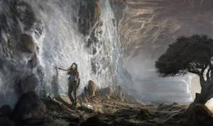 Tomb Raider - Surreal valley