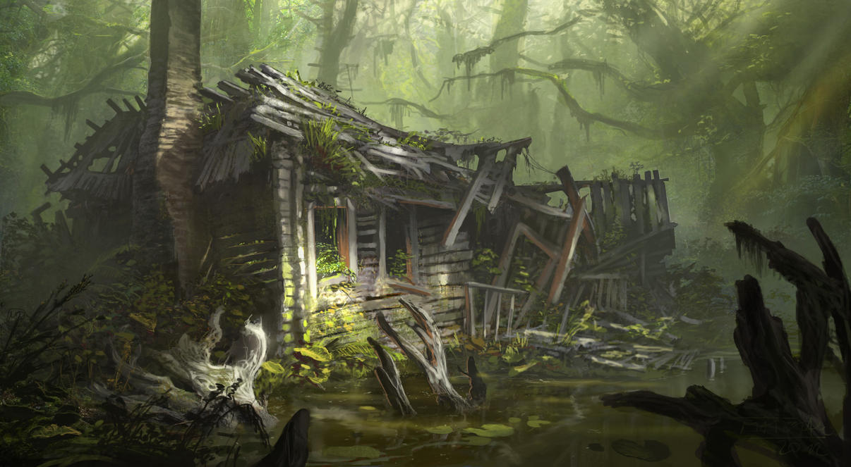 Bonjour Decaying_house_by_matchack-d5ppv23