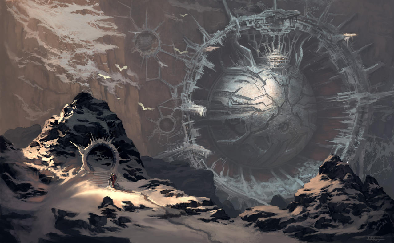 Mountain Base - Return to Kranth by Matchack