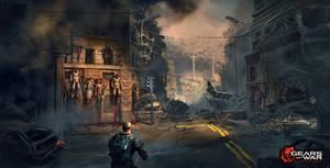 Gears of War: Judgment early vis dev