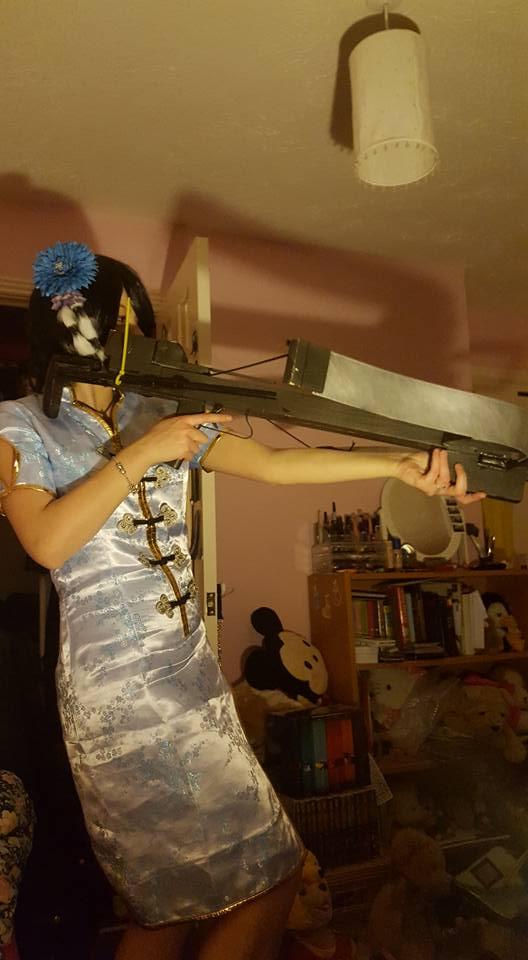 :. Ready Aim Shoot (Ex1 Ada) .: by EscapedAngel