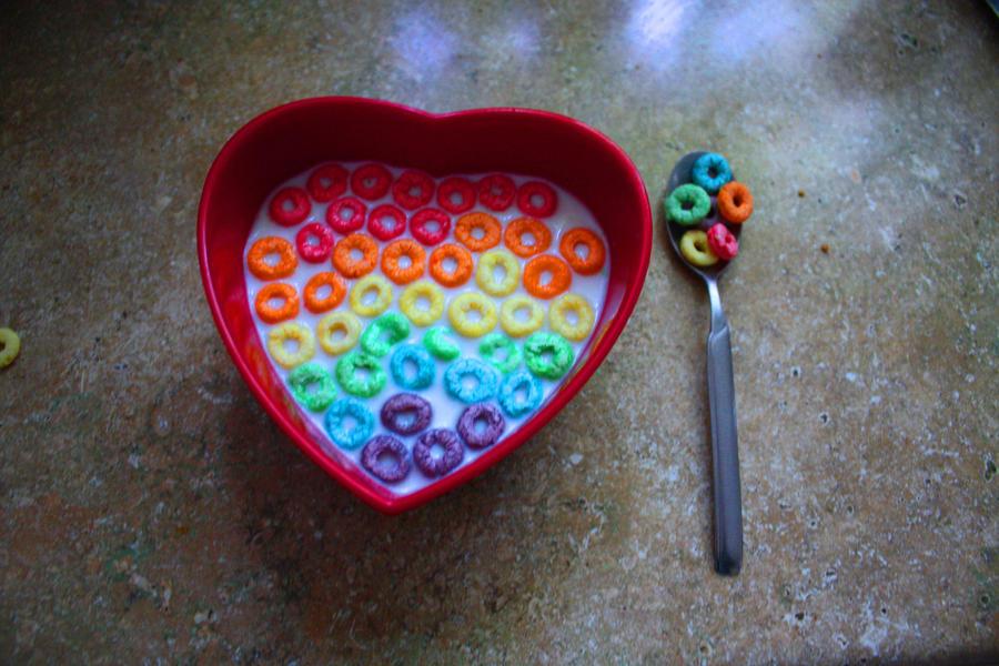 Bowl of Pride by Meemee-Ocean
