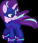 Starlight Glimmer Power Pony