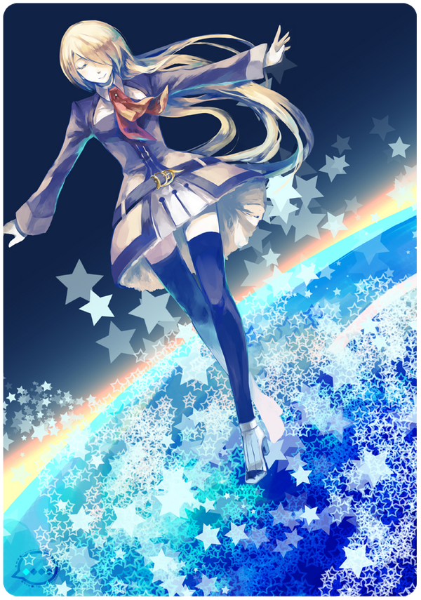 Starry Sky by OXMiruku