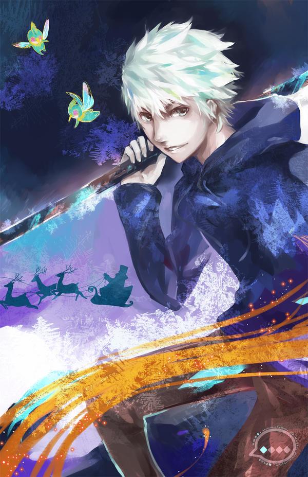Jack Frost by OXMiruku