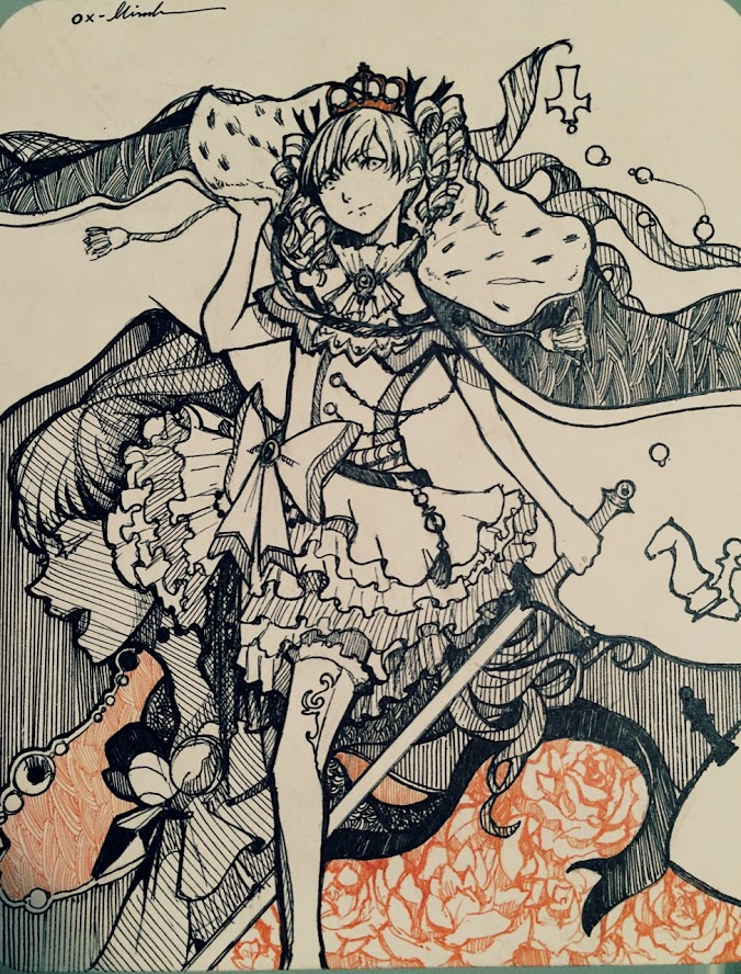 Pandora by OXMiruku