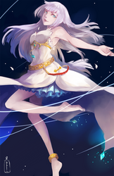 Ophelia Color by OXMiruku